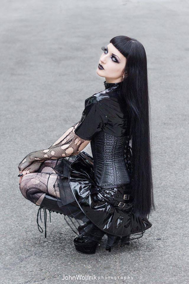 PVC the goth's friend c/o Obsidian Kerttu
