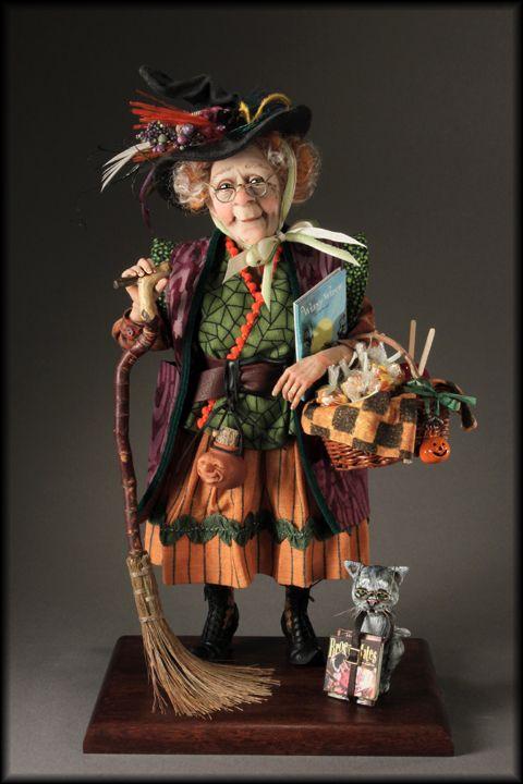 'Madda Gnatwick Gribblegob by Creager Studios