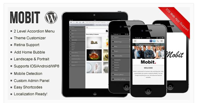 20 Best Premium Mobile WordPress Themes