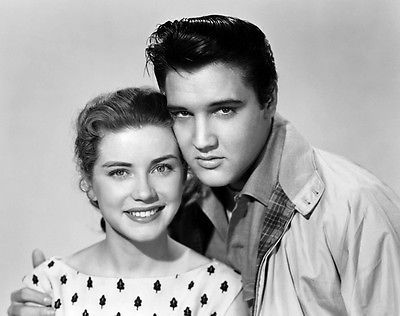 Elvis Presley and Dolores Hart - King Creole