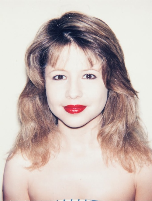 Pia Zadora    1983    Andy Warhol    SCAD Museum of Art