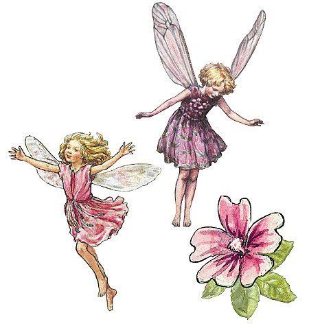 flower fairies wallpaper