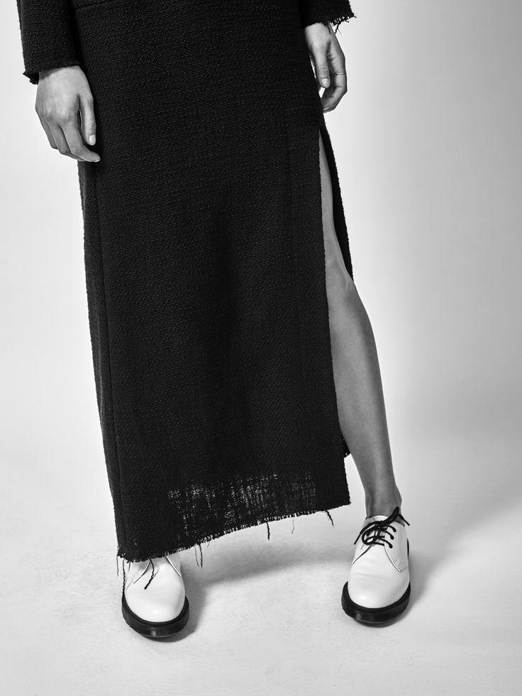 MATIN AW16 Photo: Duncan Killick Stylist : Gillian Wilkins H&M: Claire Thomson Model: Johanna @ Vivien's