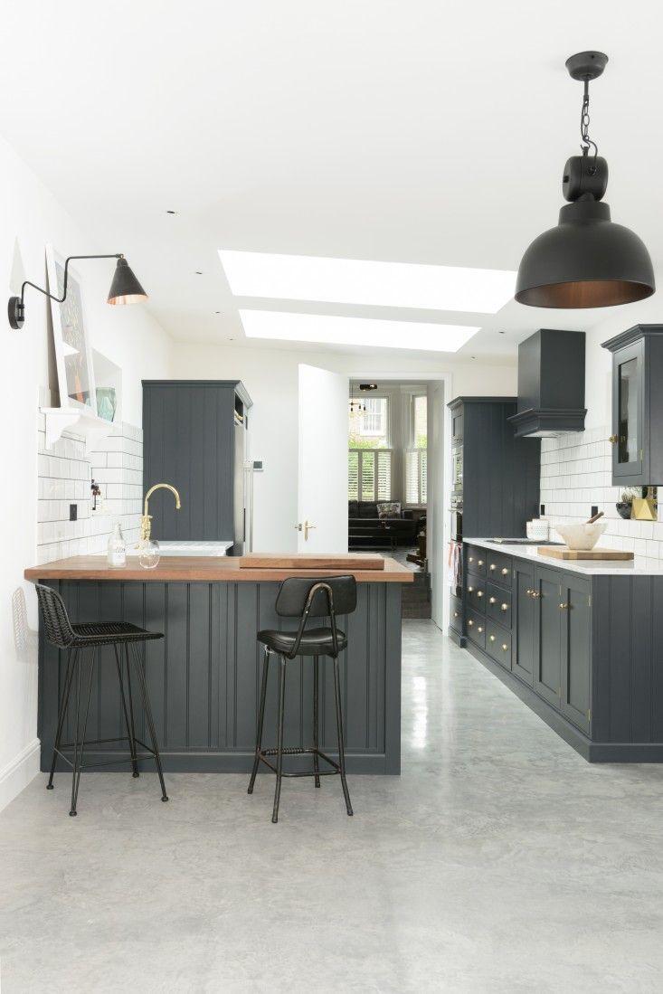 Ausgezeichnet Shaker Küchenschränke Fotos - Ideen Für Die Küche ...