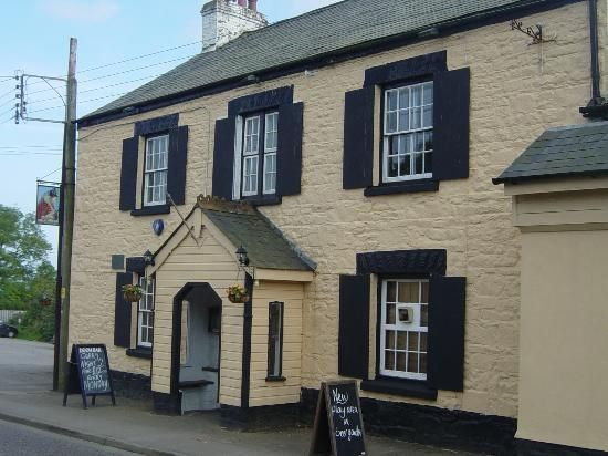 The Rifle Volunteer in St Anne's Chapel - pub with locally sourced food.  Wheelchair accessible, with accessible loos