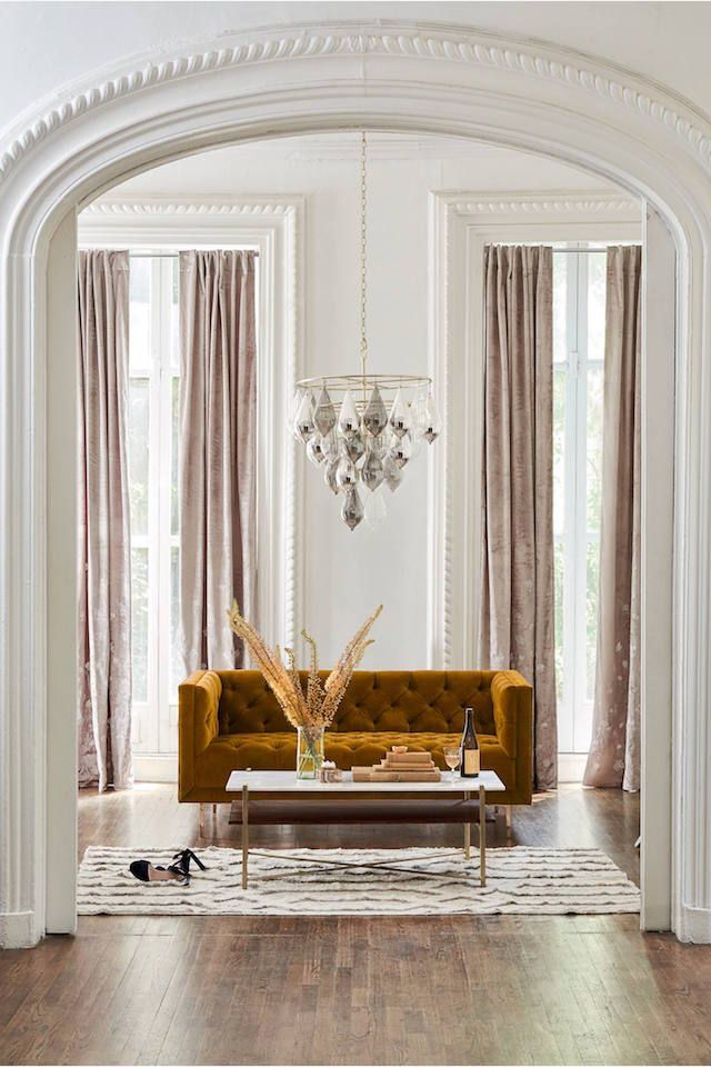 20 interiors that prove the velvet trend is going strong - French By Design