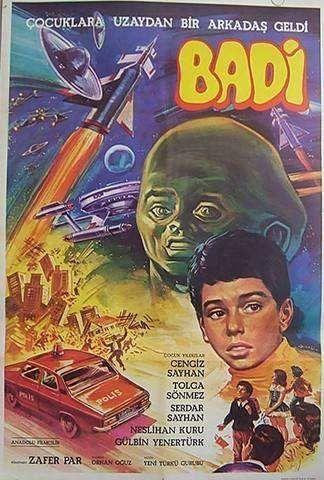 Badi, yönetmenliğini Zafer Par'ın üstlendiği 1984 çıkışlı Türk filmi. E.T. filminin uyarlamasıdır