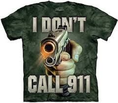 The Mountain Call 911 T-Shirt