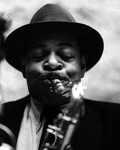 "Coleman Randolph Hawkins, nicknamed Hawk and sometimes ""Bean"" (November 21, 1904 – May 19, 1969), was an American jazz tenor saxophonist. [Wikipedia]"