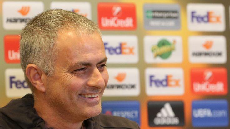 Mourinho Sudah Siap dengan Jadwal 'Non-Stop' Liga Eropa