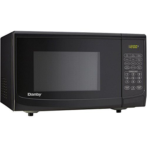 Microwave Oven Black This Is A