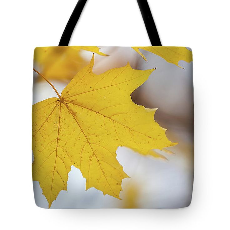 Maple Amber Tote Bag by Svetlana Iso.  The tote bag is machine washable, available in three different sizes, and includes a black strap for easy carrying on your shoulder.  All totes are available for worldwide shipping and include a money-back guarantee.