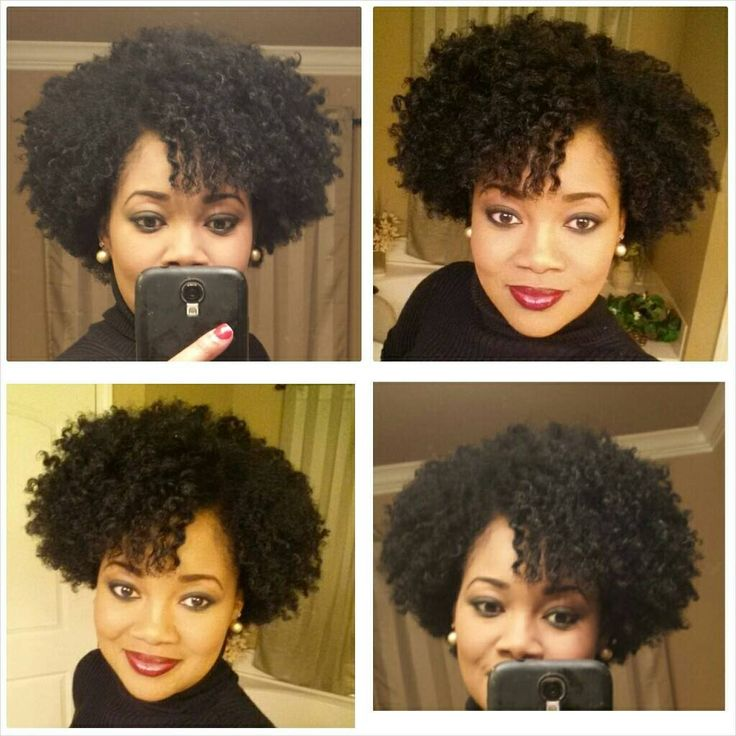 17 Best Images About Natural Hair Puffs & Buns On