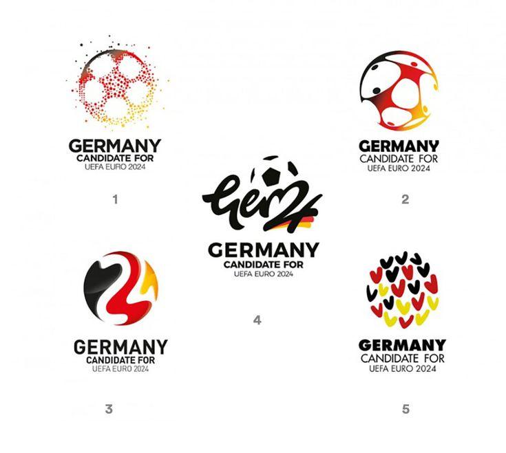 En lo más fffres.co: Alemania ya tiene logo oficial para la Eurocopa de 2024: Alemania ya tiene logo oficial de su candidatura… #Branding