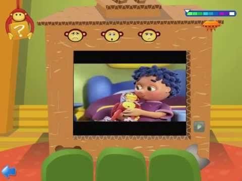 ¡Las emociones y los colores! - Juegos educativos para niños en kinder y...
