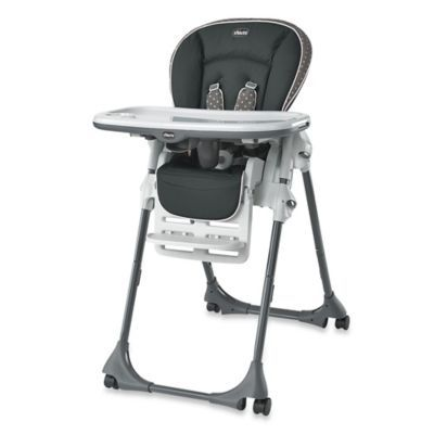 Chicco® Polly® High Chair in Lilla - buybuyBaby.com