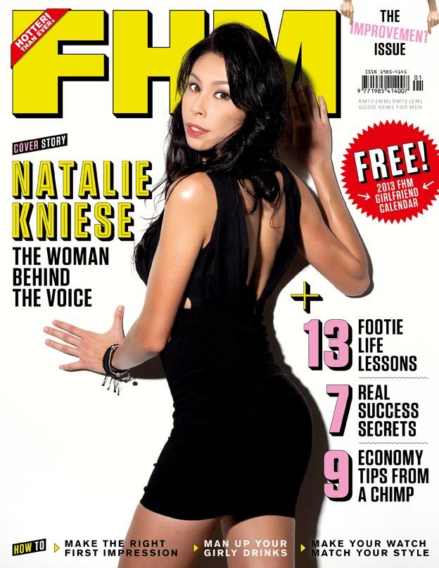 Natalie Kniese (January 2013)