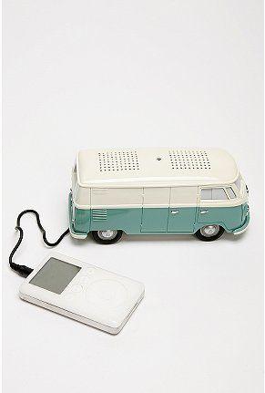VW Bus Speaker