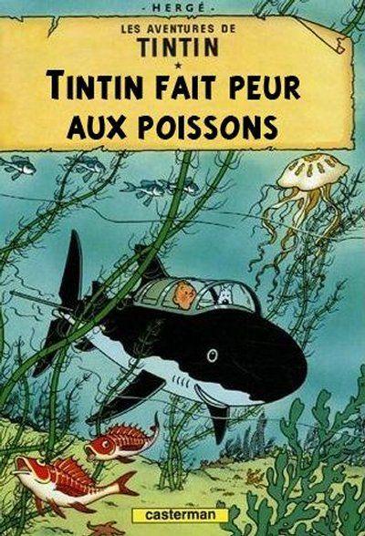 Tintin est forcément la cible de quelques détracteurs. Coiffé au cheveu près et habillé très convenablement, ce petit bonhomme d'une loyauté à toute épreuve et d'un courage sans égal provoque la jalou
