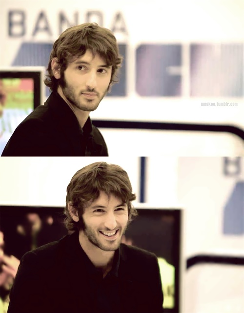 esteban granero. His face might be my favourite thing. Not even exaggerating.
