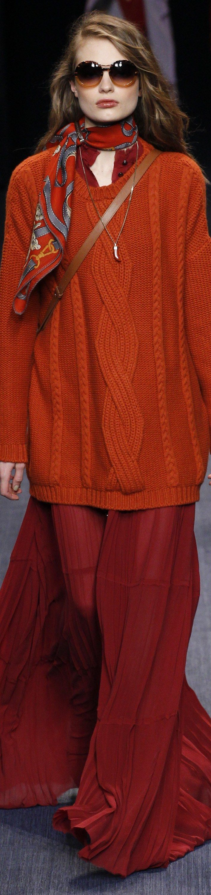 Trussardi - FALL 2016 READY-TO-WEAR