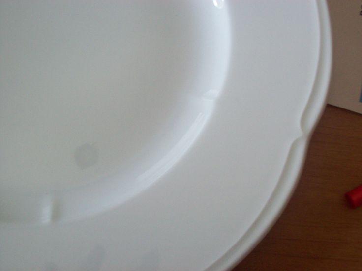 particolare vassoio Seltmann porcellana bavaria