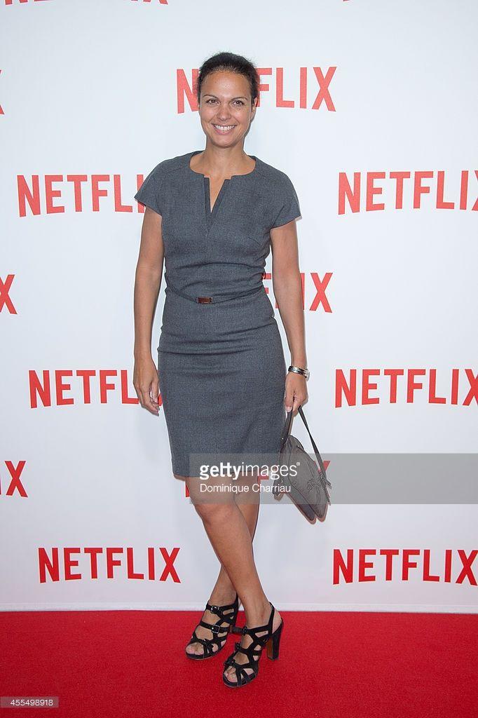 Photo d'actualité : Isabelle Giordano attends the 'Netflix' Launch...