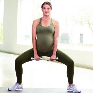 Squats: The Perfect Prenatal Fitness Move For Every Trimester recommend