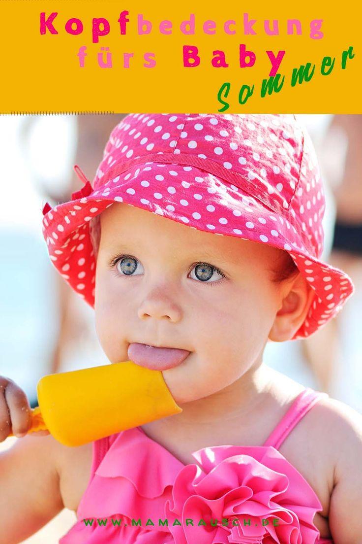 Mütze Baby Sommer