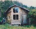 Homer Vacation Rental - VRBO 331615 - 1 BR Kenai Peninsula Cabin in AK, Kilcher Homestead Beachfront Cabin