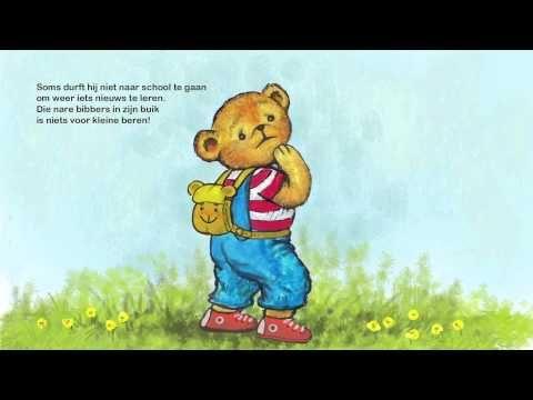 Ben jij wel eens bang? Ook beertje Bob heeft de bibbers! - Meer verhaaltjes en vingerpoppetjes vind je op www.bijbelidee.nl