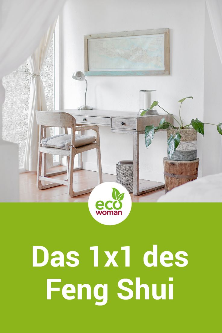 Das 1×1 des Feng Shui – sich zu Hause wohl fühlen – ecowoman.de – the green side of life