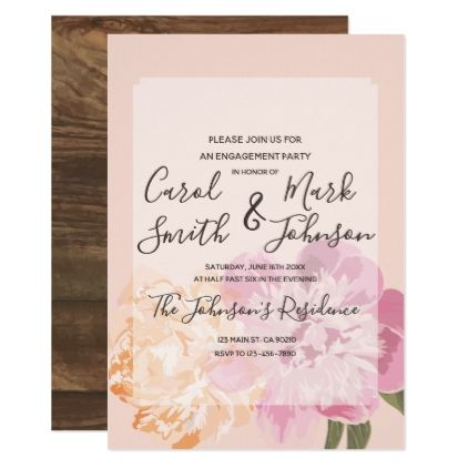 The 25+ Best Engagement Invitation Cards Ideas On Pinterest   Engagement  Invitation Format  Engagement Invitation Format