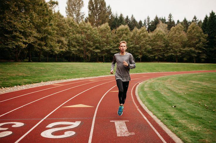 Nike Running: Galen Rupp - Jordan Voth | Seattle Wedding & Portrait Photographer