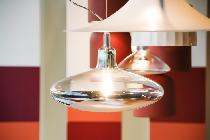 #glass #oval #lamp