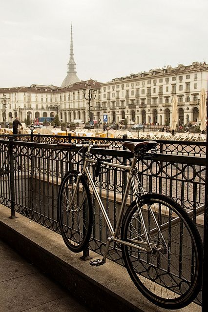 The city of Turin in Italy has the northern Italian flair which is not found in the south of the country.