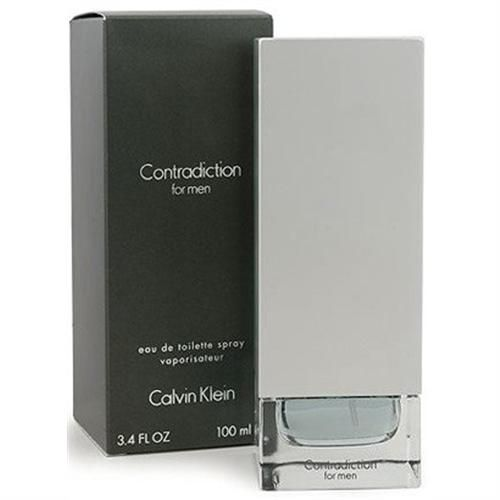 CONTRADICTION 100ml EDT SP by CALVIN KLEIN Men Perfume - Fragrances Mens-Perfume and Personal Care - TopBuy.com.au