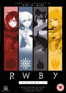 RWBY Volume 1 UK Anime DVD Review