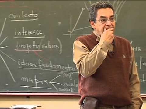 Cursos USP - Tópicos de Epistemologia e Didática - Aula 8 (2/2) Nesta aula, o professor Nilson José Machado explica a importância da avaliação: quais são suas medidas, seus valores e qual o significado da avaliação.