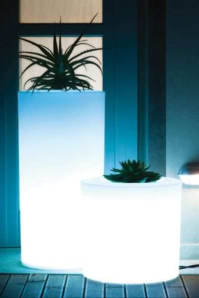 Great Looking Illuminated Pots · Outdoor PlantersIndoor ...