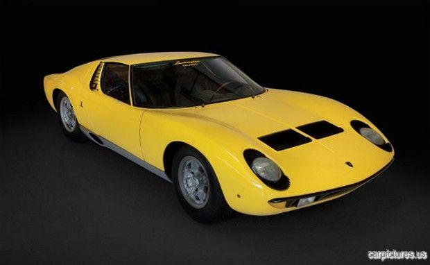 1967 Lamborghini Miura P400 / 80% OFF on Private Jet Flight! www.flightpooling.com  #car #miura