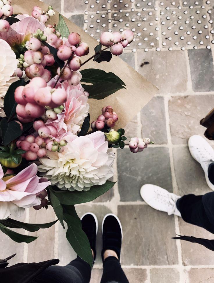 Flowers . Always .