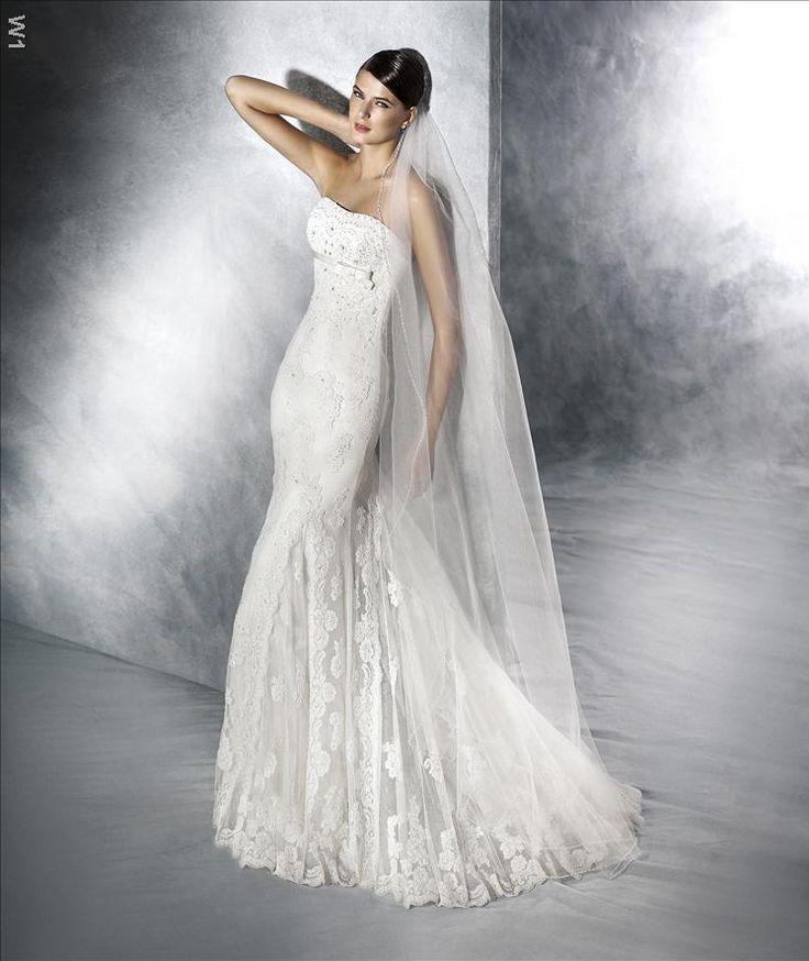 10 Best Images About Trouwjurken White One By Pronovias