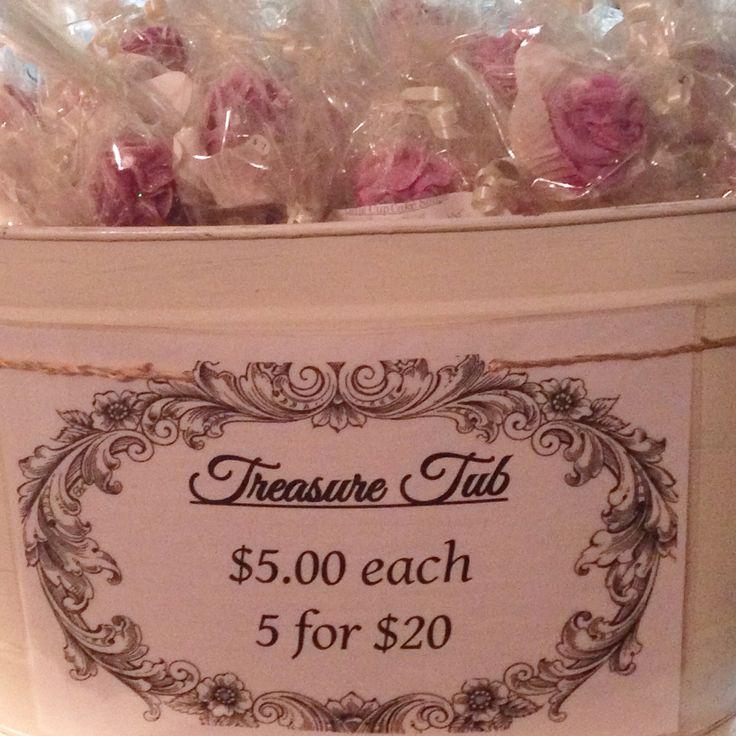 Treasure Tub