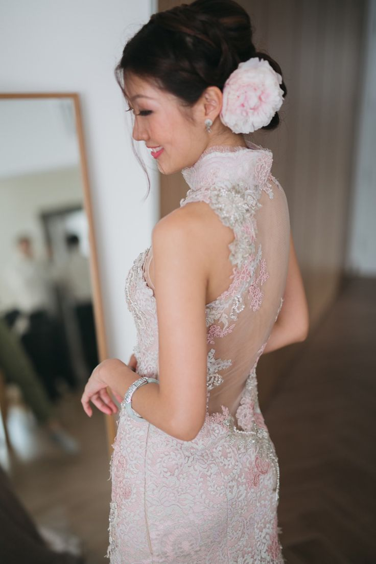 Ok wedding gallery the beauty dress of cheongsam 2013 - Greetings Wedding Scoopers We Re Here Today To Tell You That Jade Isn