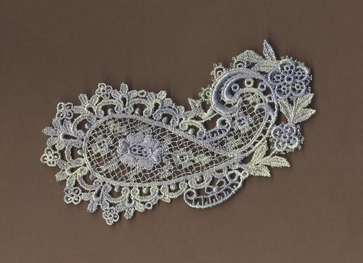 paisley lace - tattoo idea