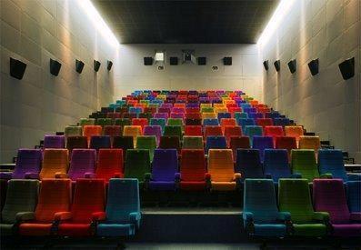 lovely cinema saloon