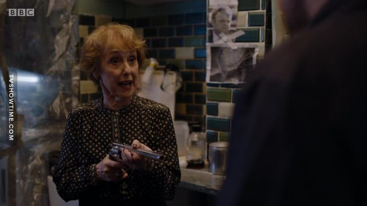 Sassy Mrs Hudson: -Drives a Lamborghini  -Not your housekeeper -you're not my first smackhead, Sherlock Holmes -queen of Johnlock shippers