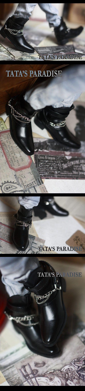 NO:SHO085 Lian_1/3size shoes_TA·SHOES_TATA'S PARADISE