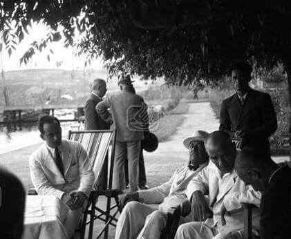 Atatürk İstanbul'da, 1935